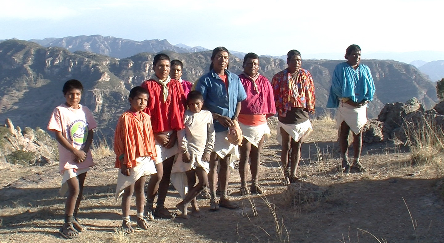Tarahumara Men Runners
