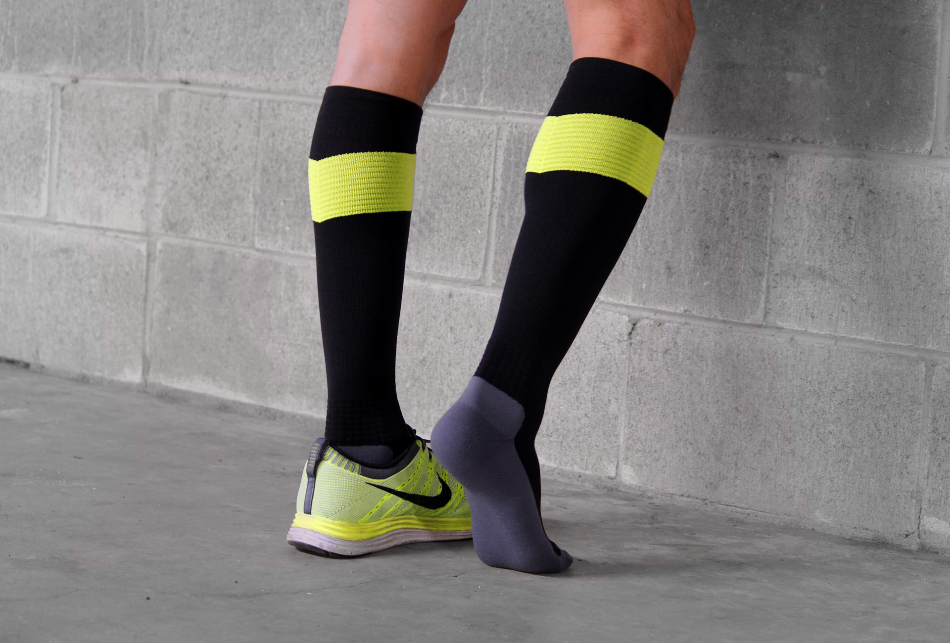 b27b8b1aba I've wanted to try compression socks for a long time now but have not  wanted to fork out the $60-$100 to purchase them.